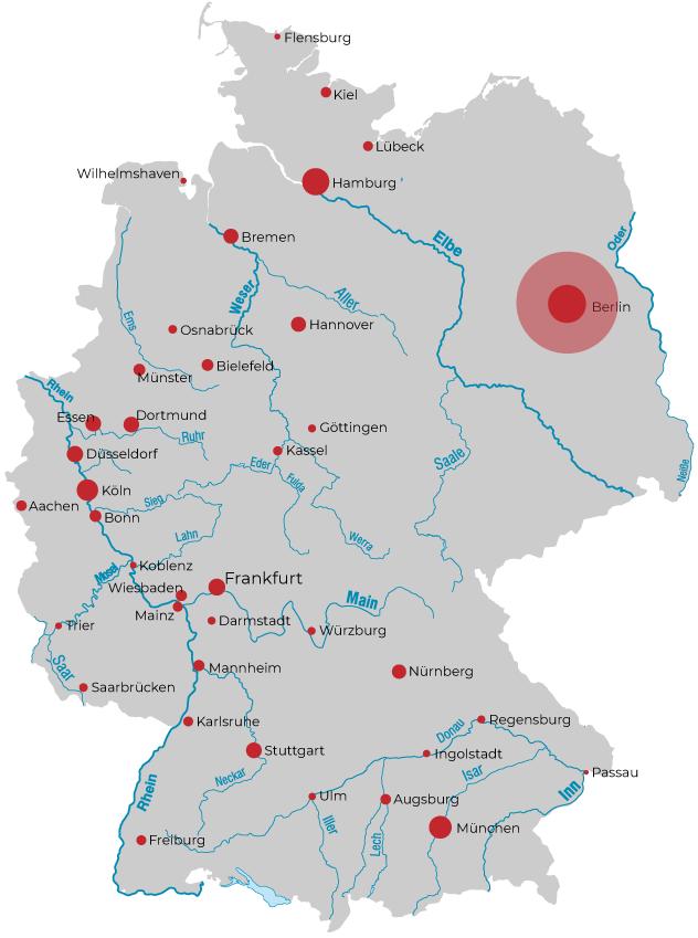 Lage Berlin